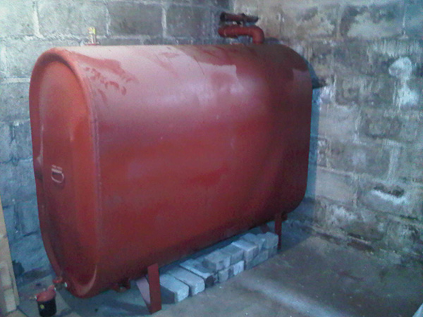 Photo of Residential Oil Tank