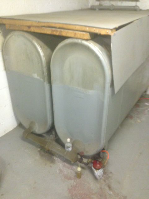 Photo of Removal of Residential Fuel Tanks