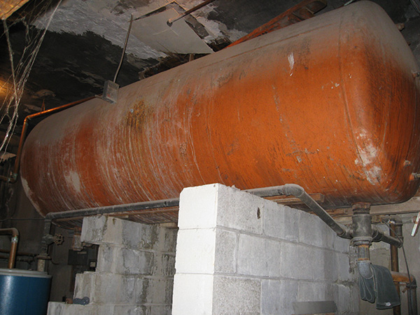 Photo of Industrial Boiler Removal