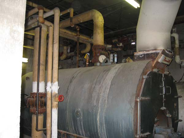 Boiler Removal