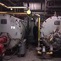 Photo of an Commercial Gas Boiler