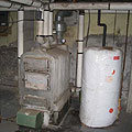 Photo of a Mid Size Residential Boiler
