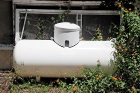 Photo of a Propane Tank